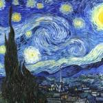 Vincent Van Gogh - La Nuit Etoilée