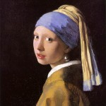 Vermeer - La jeune fille à la perle