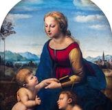 La Belle Jardinière, Raphael